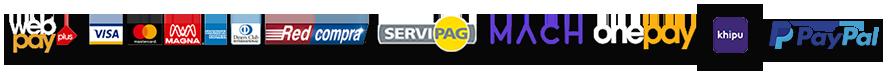 Logotipo de la pasarela de pago